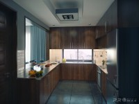 modern apartment 1 kitchen | Interior Design Ideas.