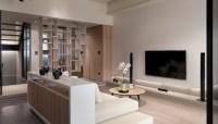 white modern living room | Interior Design Ideas.