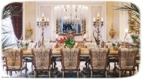 1000+ images about Dining in Luxury on Pinterest | Luxury ...