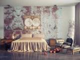 Eclectic Bedroom 5