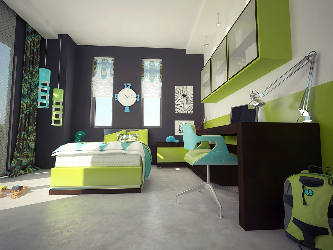 Boy Bedrooms 12 Kids Bedrooms With Cool Built Ins