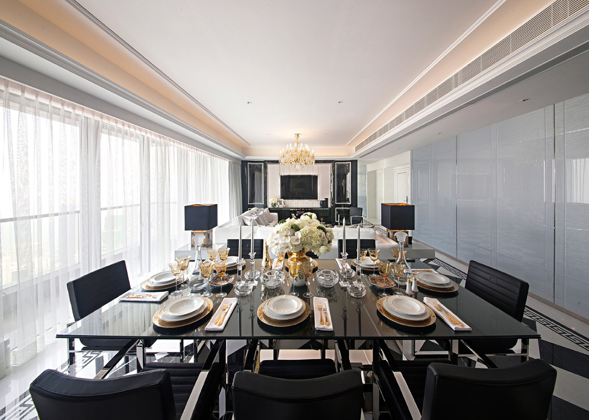 Luxurious Dining Rooms 35 Luxury Dining Room Design Ideas Ultimate Home Ideas