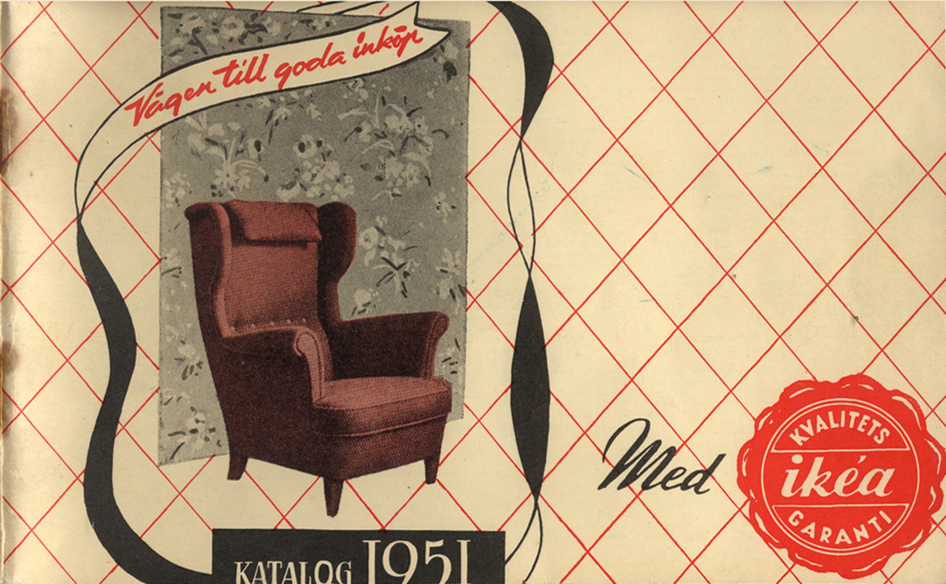 Moebel Ikea Katalog Ikea Catalog Covers From 1951 2018