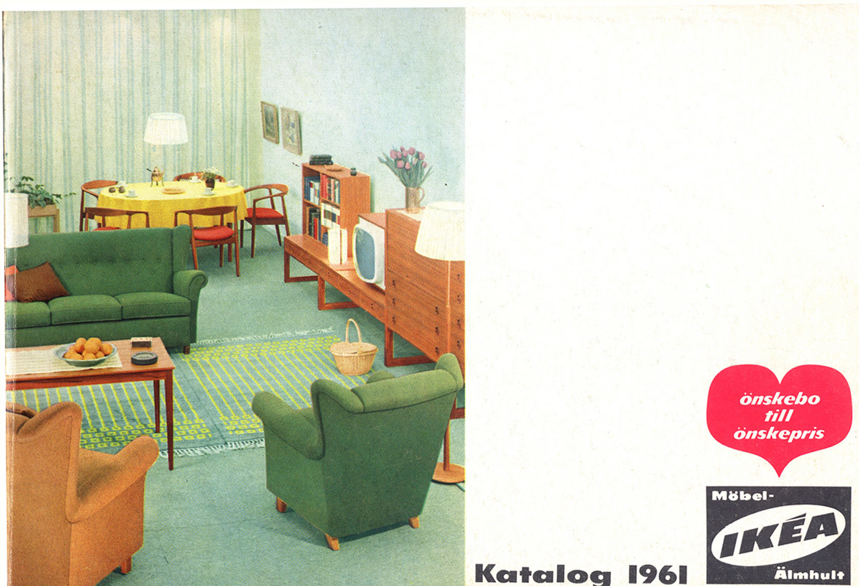 Moebel Ikea Katalog Ikea 1961 Catalog Interior Design Ideas