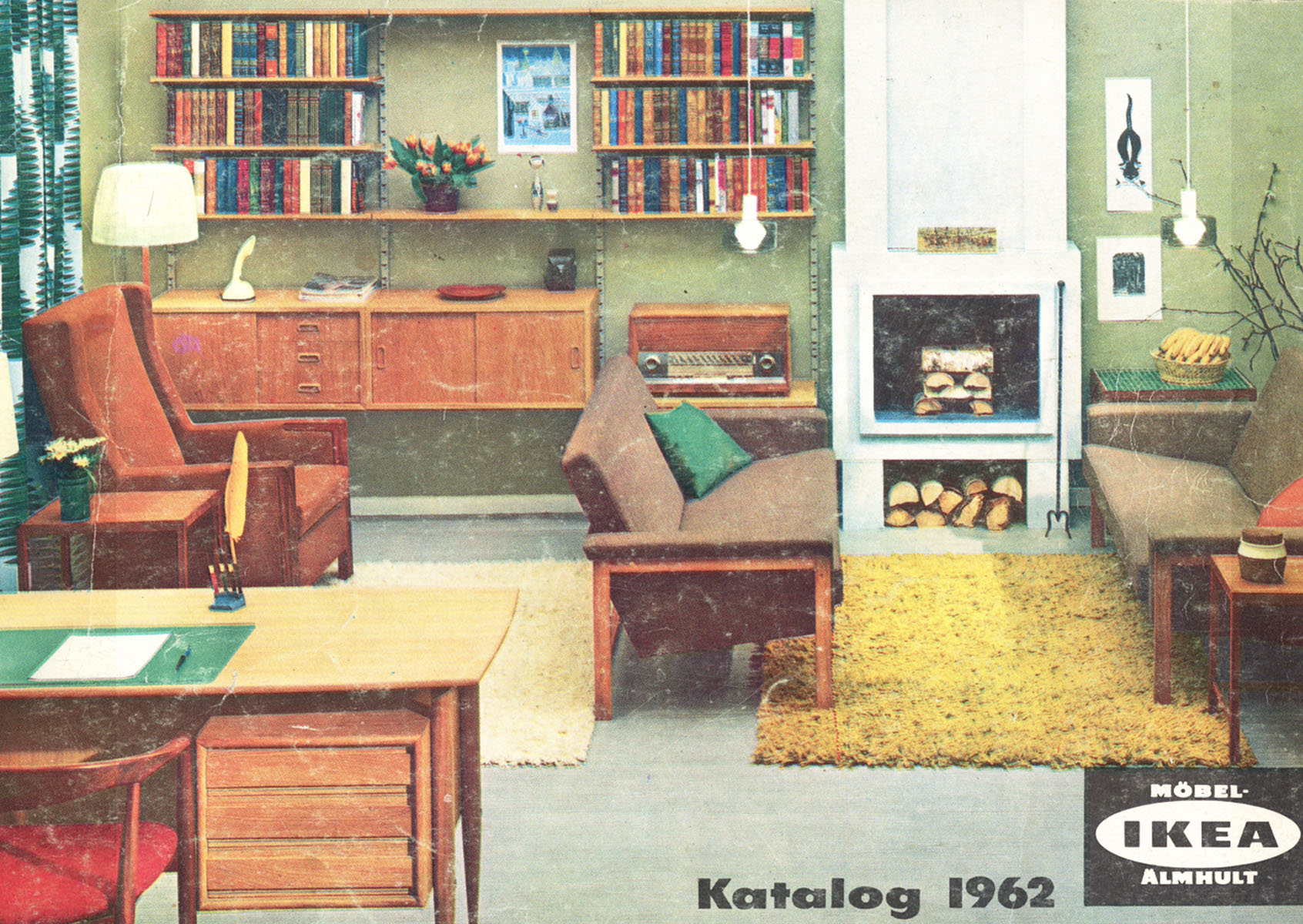 Moebel Ikea Katalog Ikea 1962 Catalog Interior Design Ideas