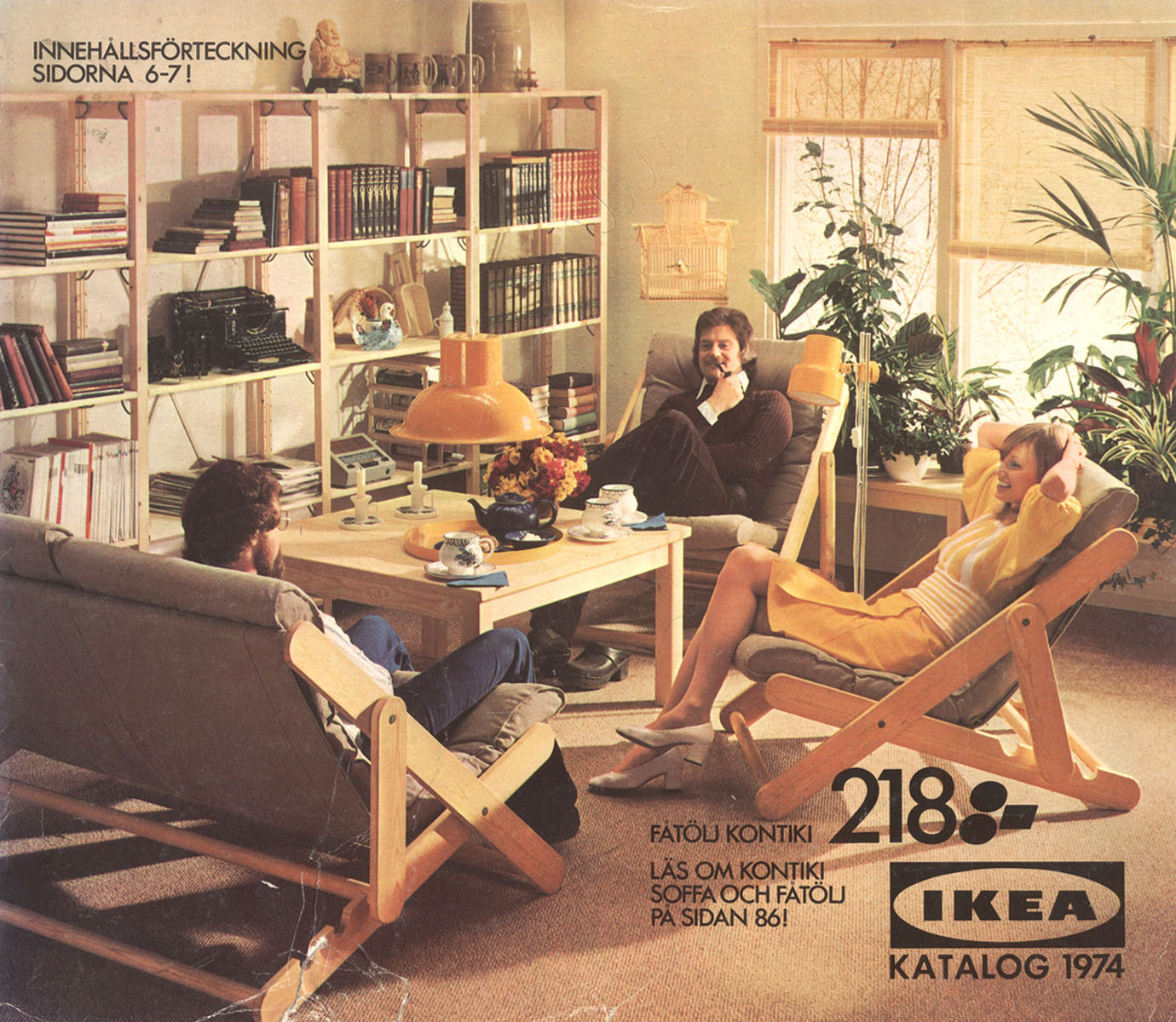 Salon Vintage Ikea Ikea Catalog Covers From 1951 2018