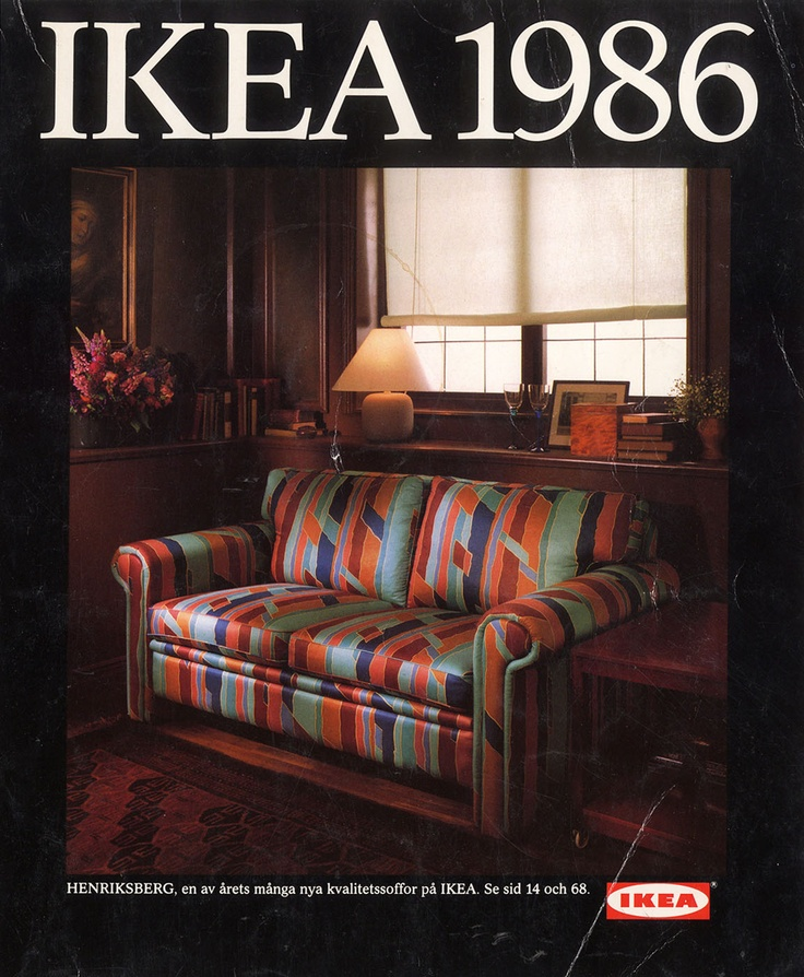 Ikea Russia Ikea 1986 Catalog | Interior Design Ideas.