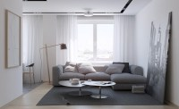 Russian Apartment Living Room 1   Interior Design Ideas.