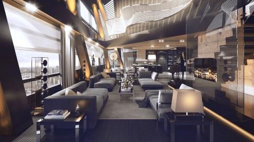 Medium Of Beautiful Interior Designs Living Room