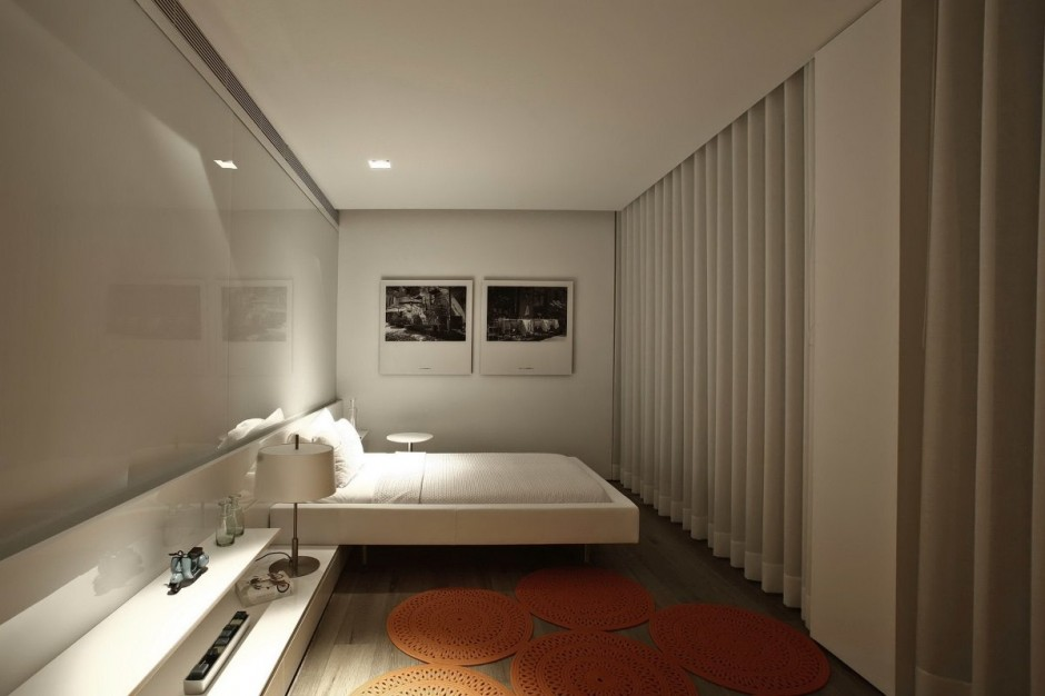 Modern Schlafzimmer Bold Cosmopolitan House In Istanbul