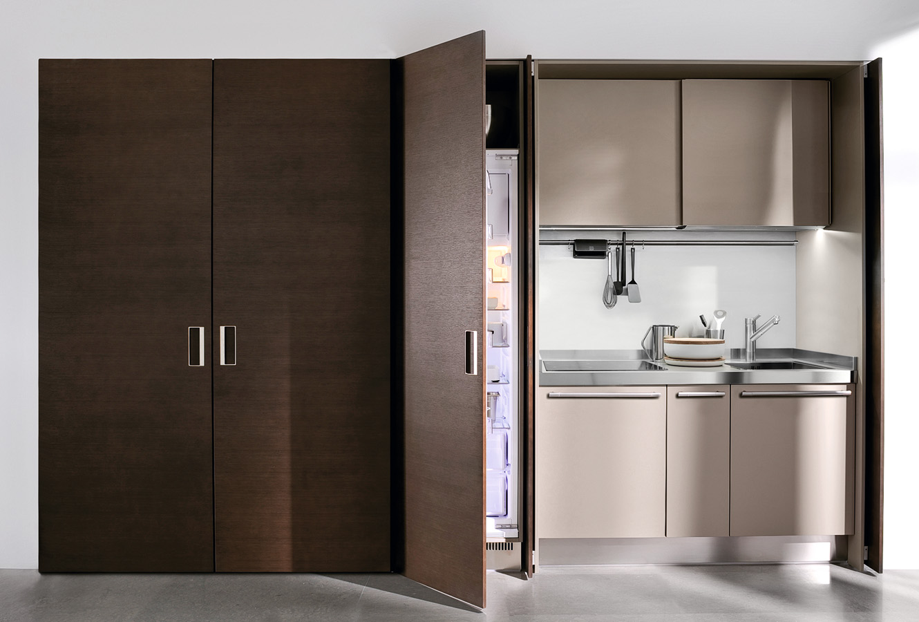 Italian Kitchen Cabinet Modern Italian Kitchen Design From Arclinea