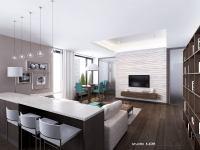 sleek modern apartment | Interior Design Ideas.