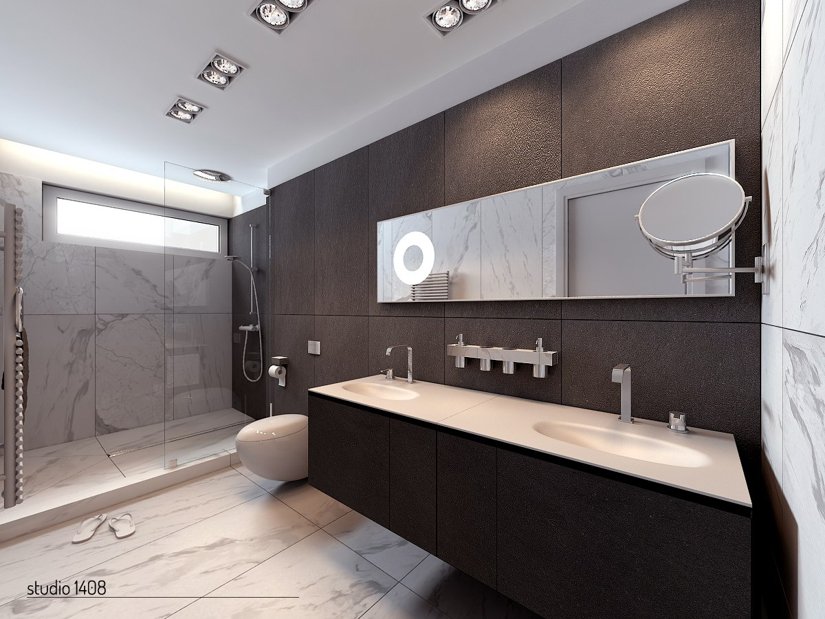 Modern Bathrooms Apartment Living For The Modern Minimalist