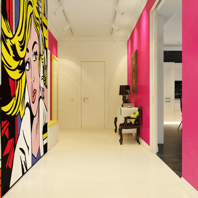 Pop Art Wall - Elitflat