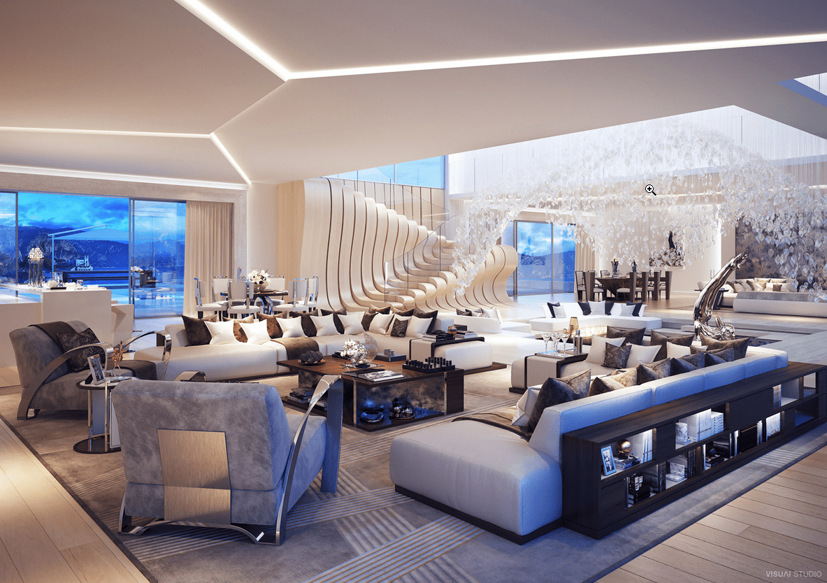 Luxurious Living Room Design Amazing Designer Living Rooms