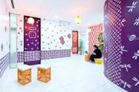 24 creative office purple walls | Interior Design Ideas.