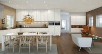 modern apartment kitchen | Interior Design Ideas.