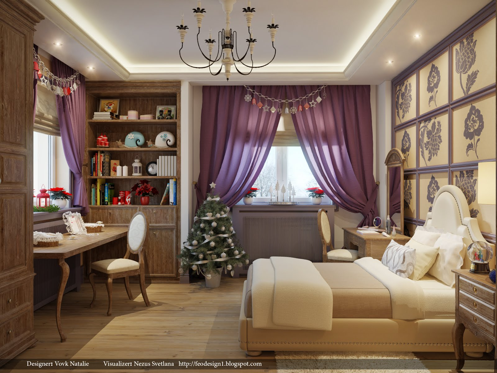Pretty Girls Bedrooms Pretty Bedroom Interior Design Ideas