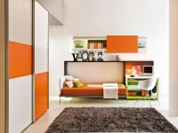 Transformable Space Saving Kids Rooms