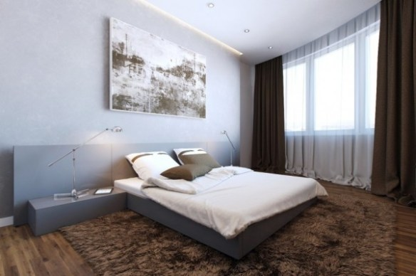 recessed bedroom lighting