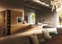 urban loft kitchen | Interior Design Ideas.