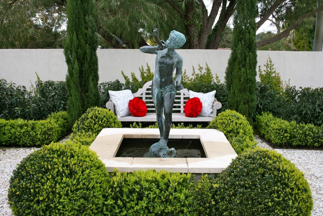 Home Garden Statues Traditional Garden Statue Interior Design Ideas