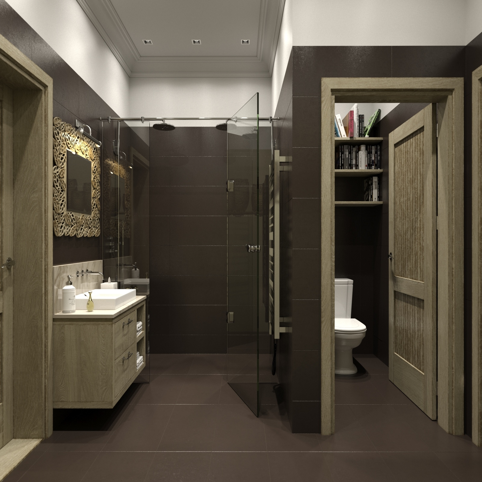 Design Wc Homey Feeling Room Designs