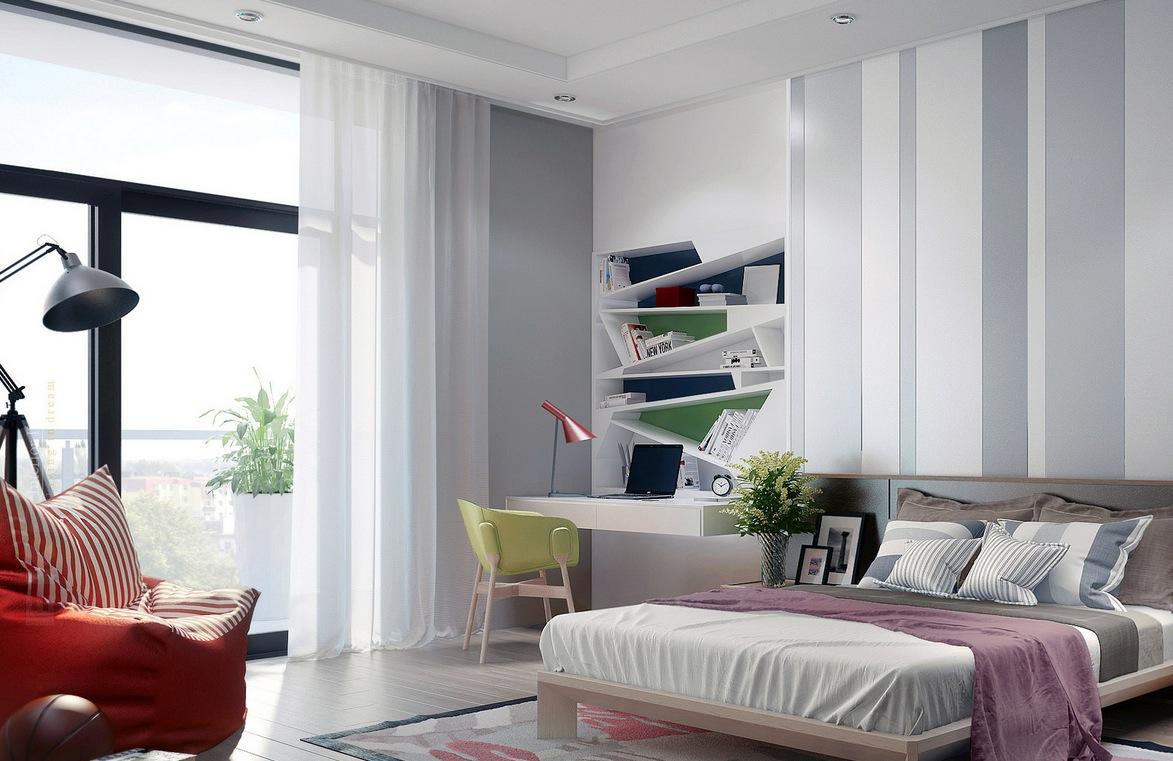 Unusual Bookcase Interior Design Ideas