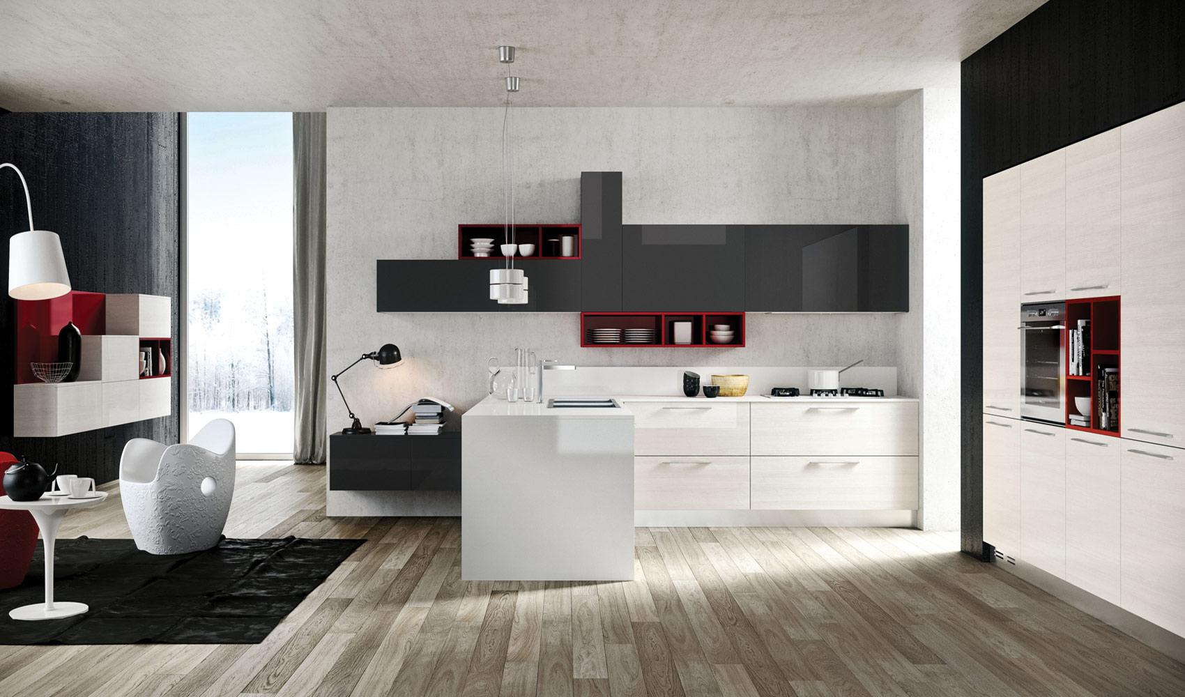 kitchen designs that pop laminate flooring kitchen