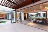 Inside outside living room | Interior Design Ideas.
