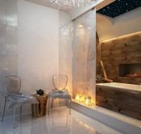 Glamorous bathroom decor | Interior Design Ideas.