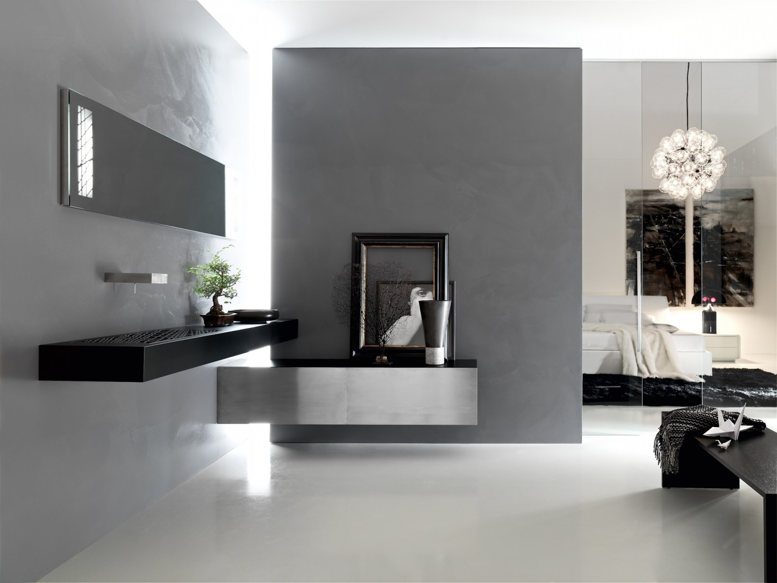 Badmöbel Modern Design Ultra Modern Italian Bathroom Design