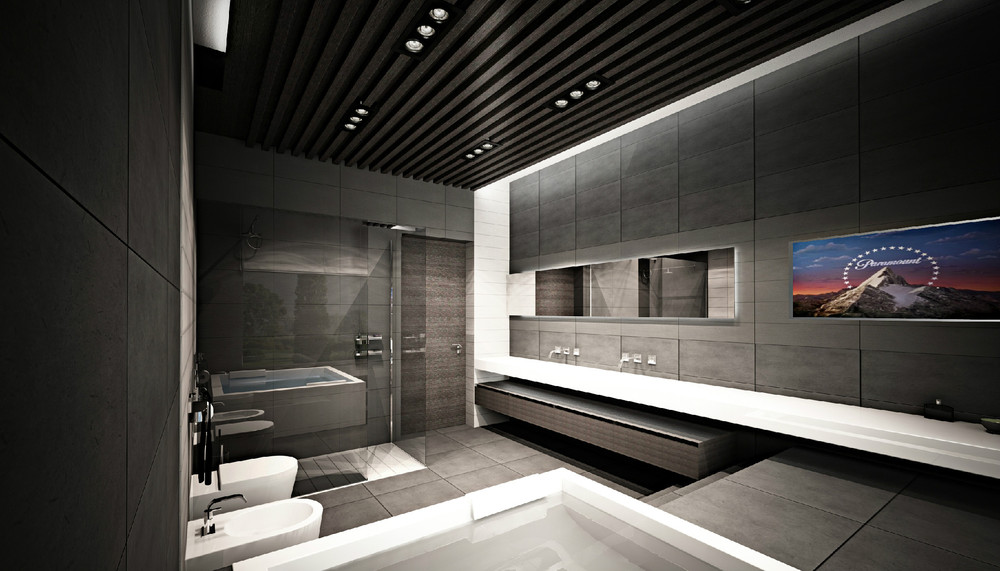 Led Badezimmer An In-depth Look At 8 Luxury Bathrooms