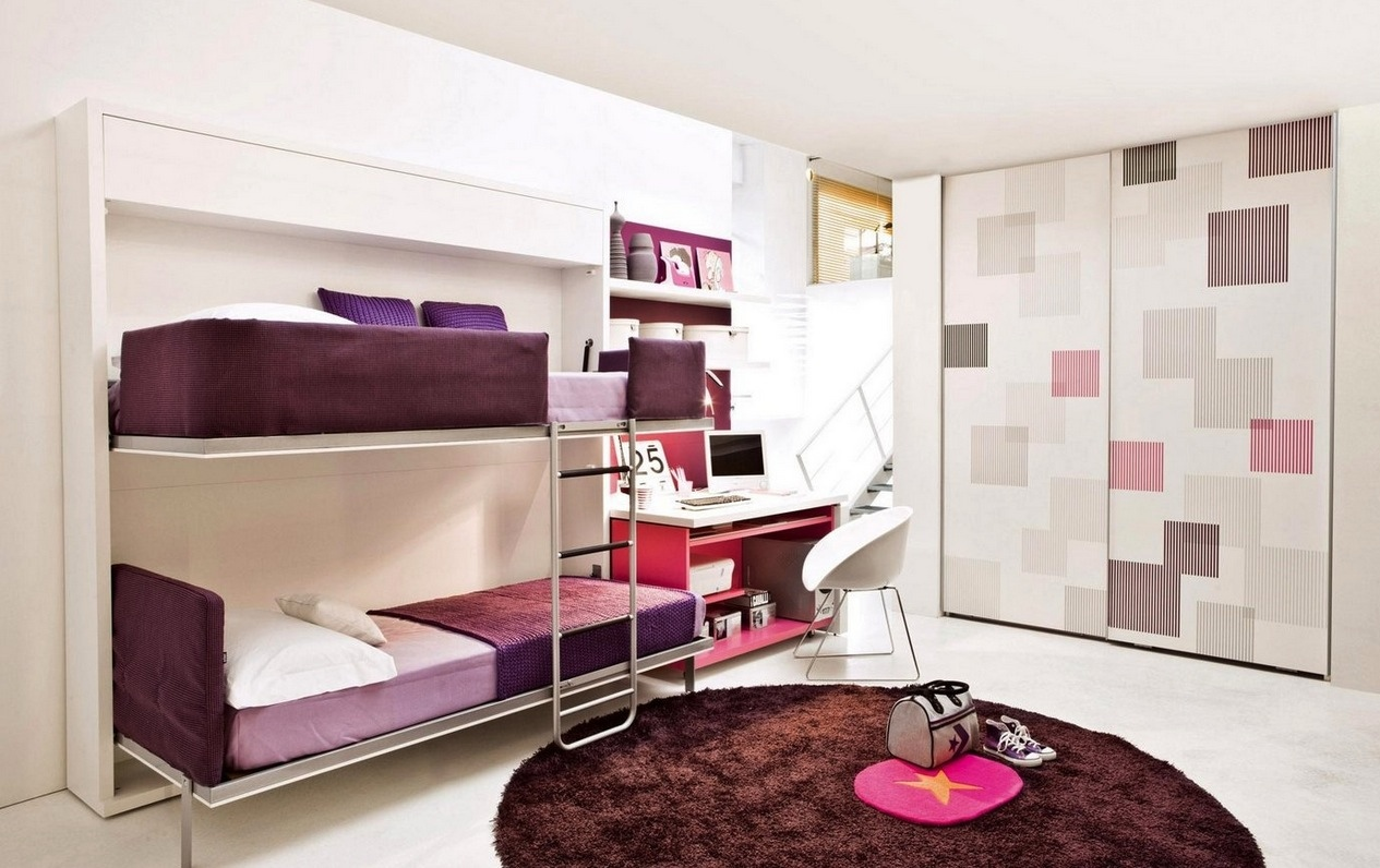 Loft Bed For Small Space Space Saving Beds And Bedrooms