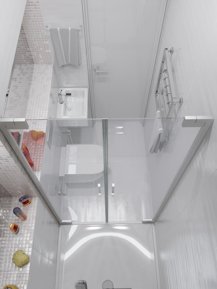 small perfectly formed tiny shower room kitted tiny house bathroom design ideas design ideas house