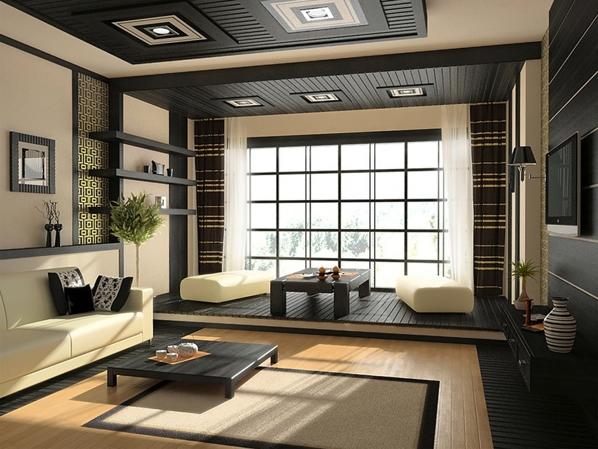 Zen Living Room Design. Zen Living Room Design Declutter Color And