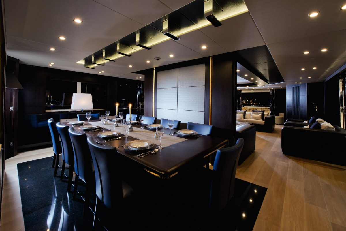 Inside Luxury Yachts Luxury Yacht Interior Design