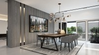Dusseldorf Modern Dining Room | Interior Design Ideas.