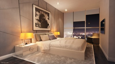Smoking Hot Penthouse Interior Designs [Visualized]