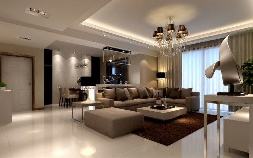 Medium Of Interior Designing Ideas Living Room