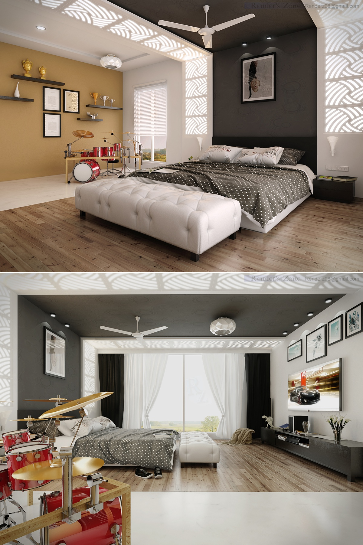 Chambre Modern 25 Newest Bedrooms That We Are In Love With