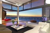 open concept living room ocean view | Interior Design Ideas.