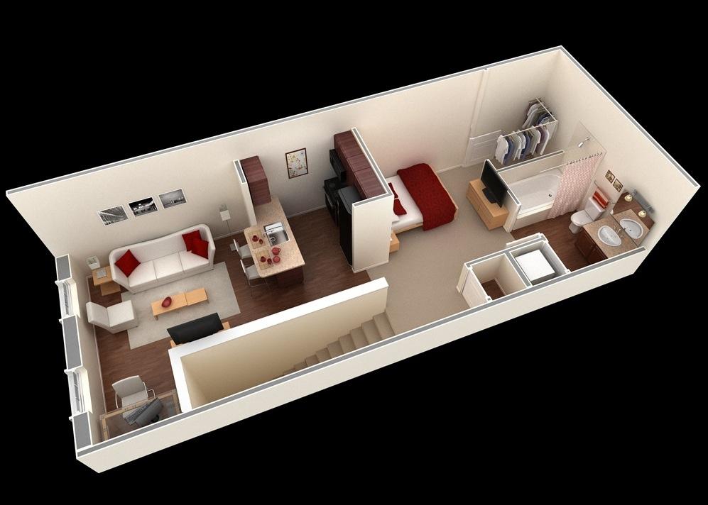 apartment floor plan mother law pods concrete block homes floor making space grandparents law apartment floor plans