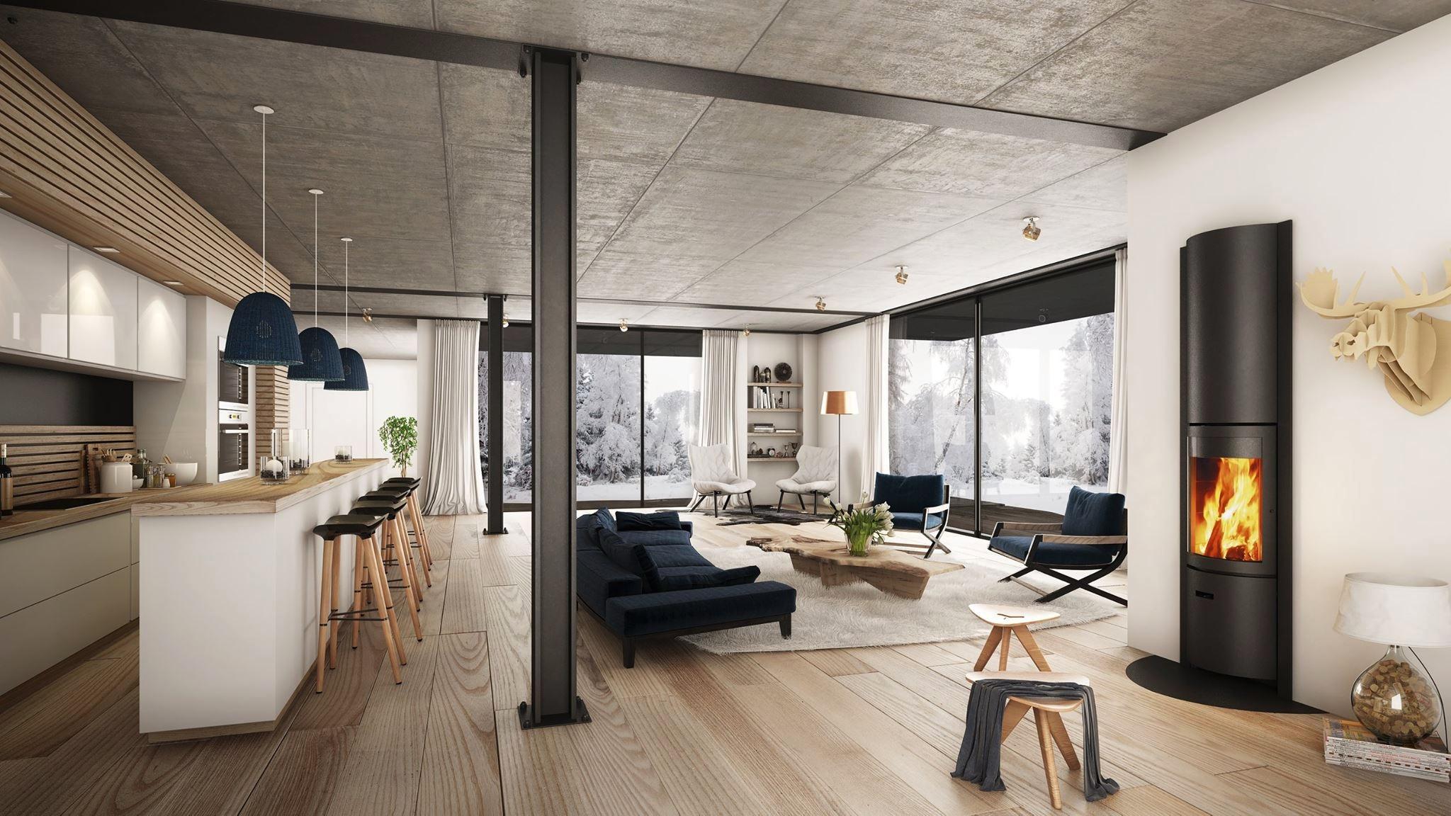 25 Tasteful Living Rooms