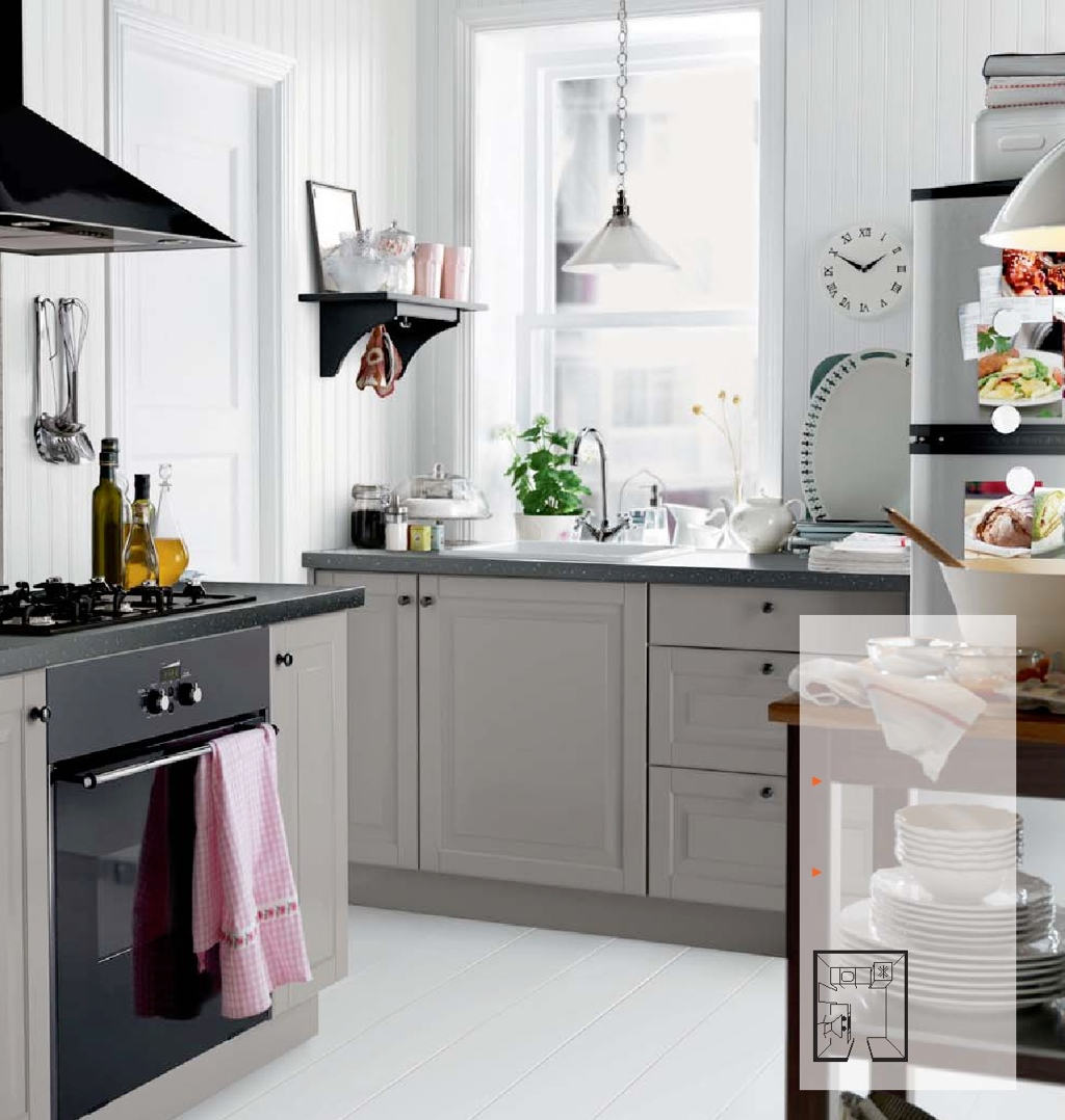Beautiful Ikea Kitchens Interior Design Ideas - Küchenideen Ikea