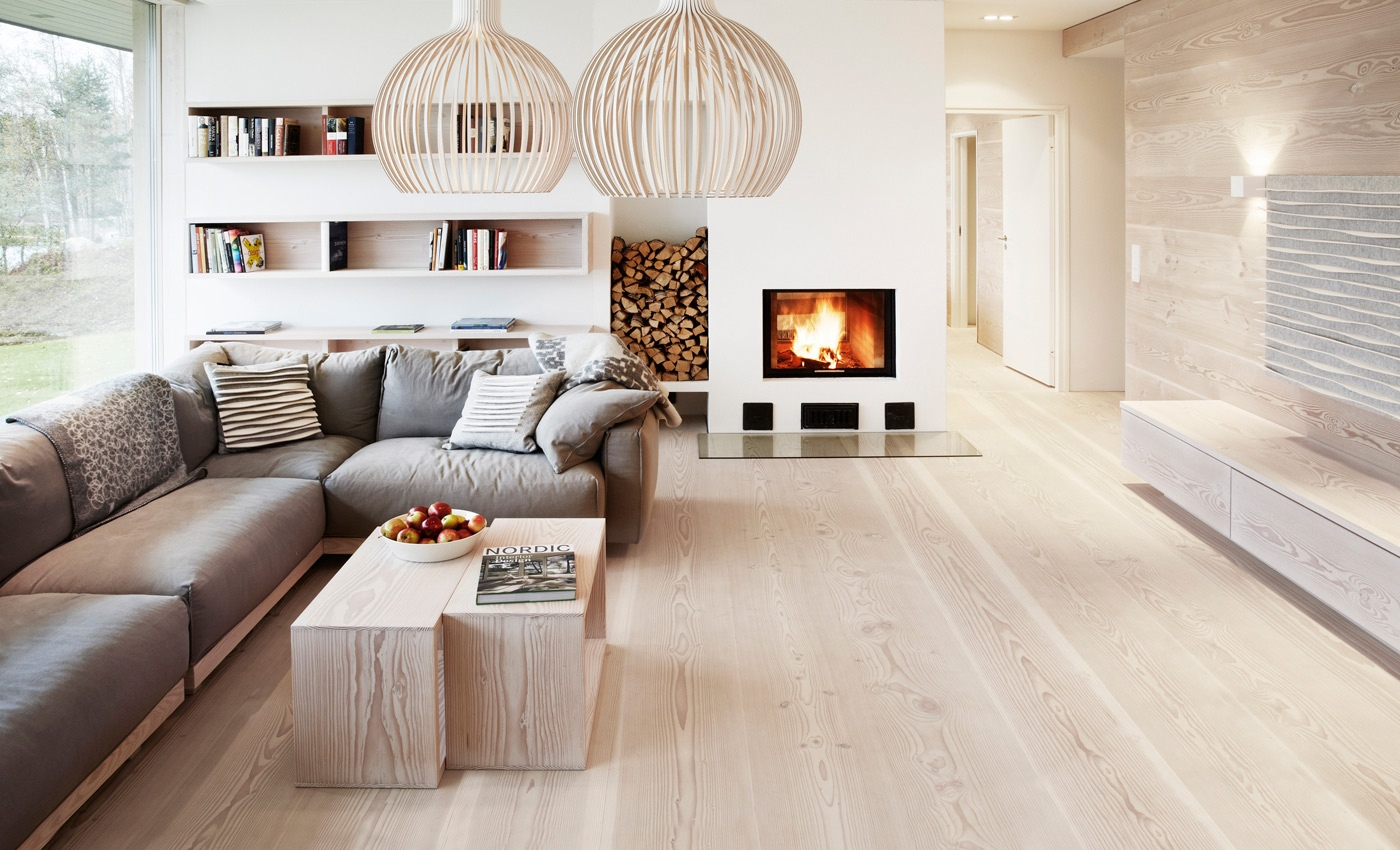 Interieur Ideeen Grijze Vloer Beautiful Wood Flooring