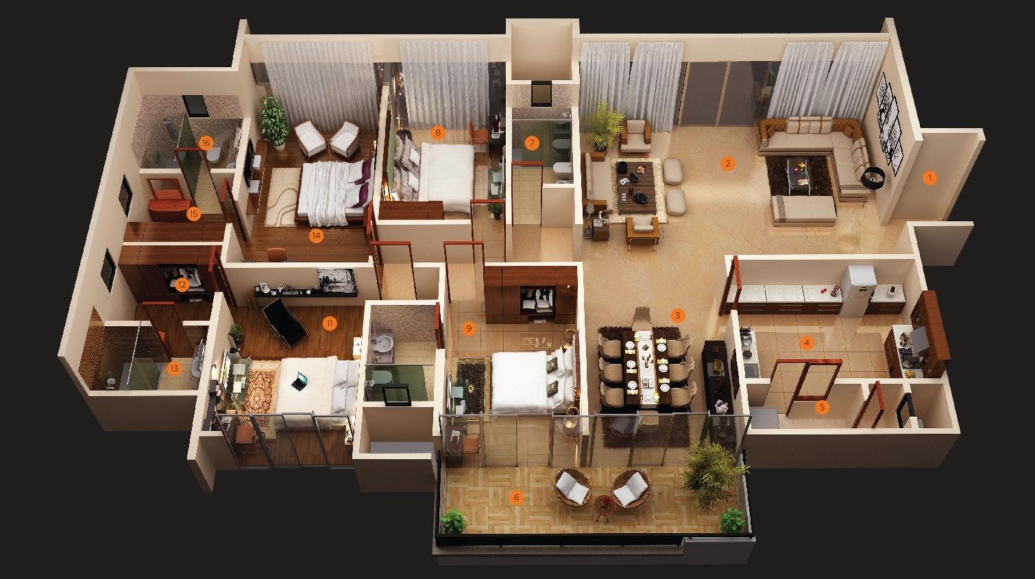 bedroom house plans garage plans blueprin bedroom house bedroom apartment house plans