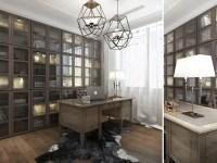 home office pendant lighting | Interior Design Ideas.