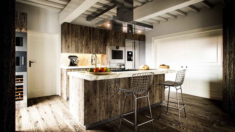rustic key kitchen design warm natural wood designing kitchen kitchen decor design ideas