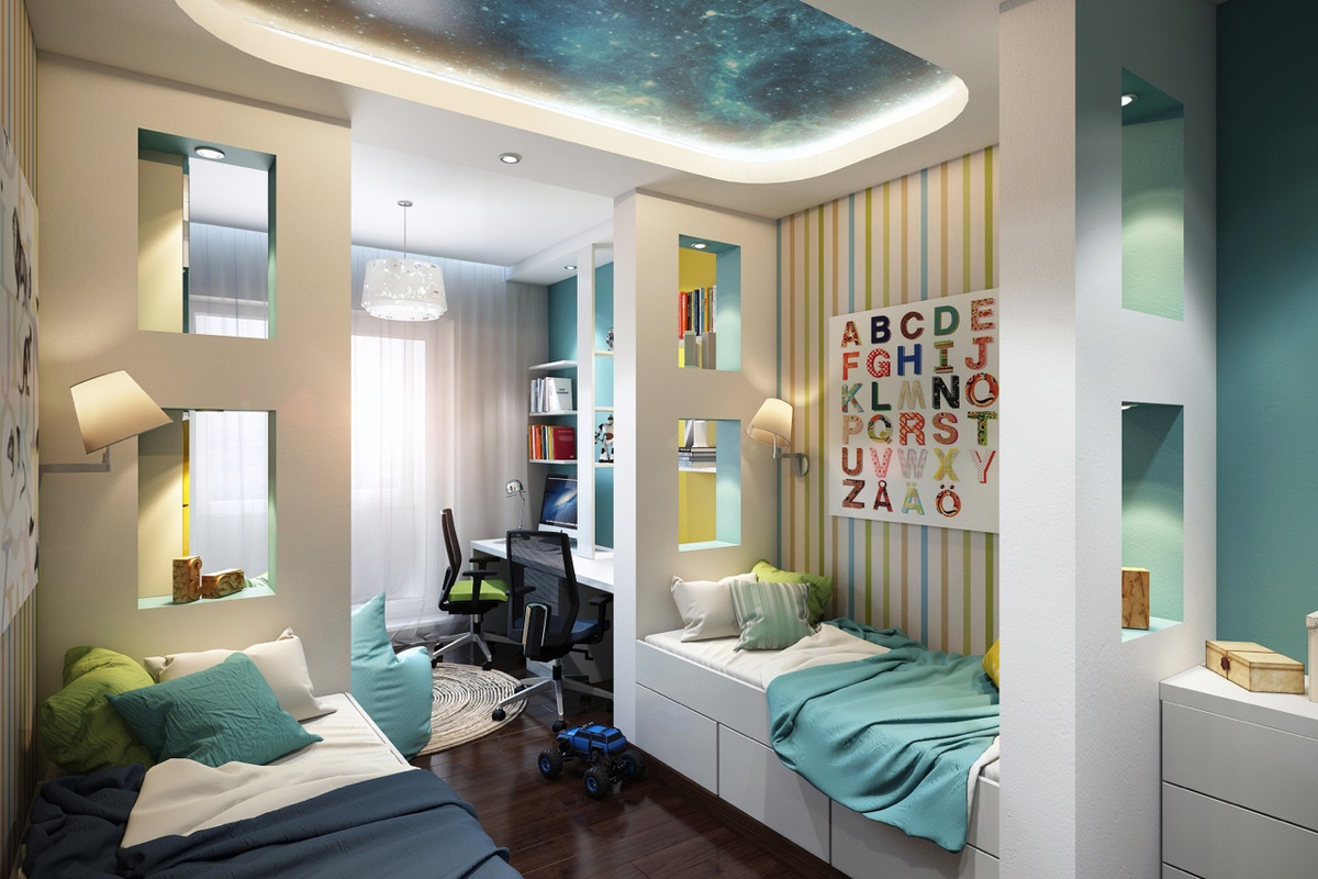 Pics Of Kids Rooms Bright And Colorful Kids Room Designs With Whimsical